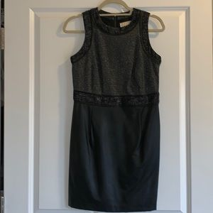 NWT Michael Kors Size 4P black dress